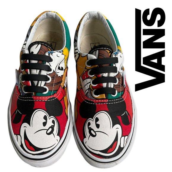 Disney x Vans Mickey Mouse sneakers 1